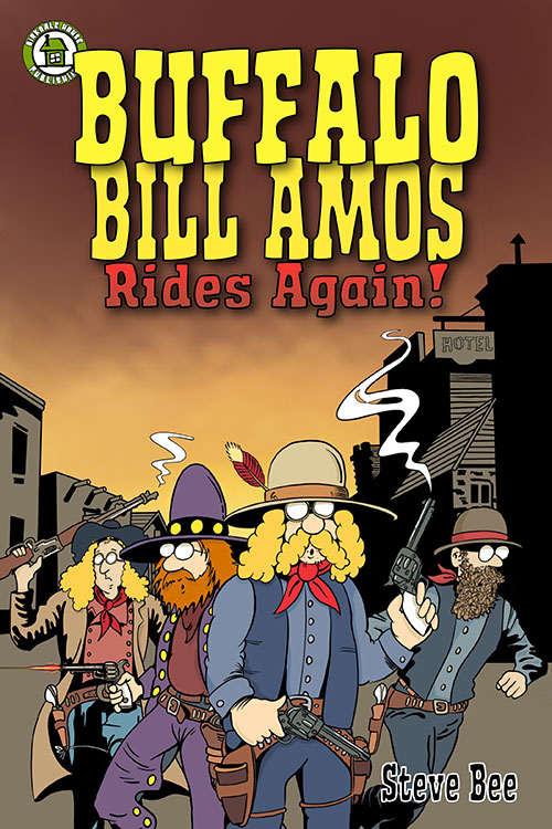 Buffalo Bill Amos Rides Again!